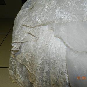 David's Bridal Dresses - David's Bridal Wedding Dress Size 20W